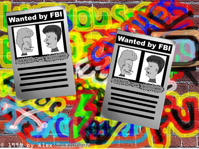 [1998] Wanted by F.B.I.
